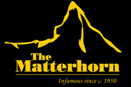 The Matterhorn Bar and Grill – Sushi and Nightlife